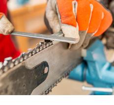 chainsaw chain sharpener